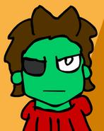 AnimationZombehAttack2OneEye