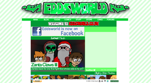 Eddsworld Website