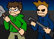 AnimationZombehAttack3StandOff