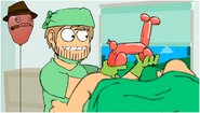 AnimationBalloonHeadFredGiraffe