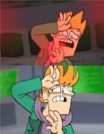 Matt space face differences