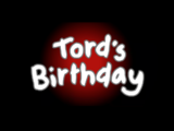 Happy Birthday Tord