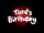 Happy Birthday Tord