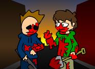 AnimationZombehAttack3Bitten