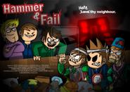 ArtEddGouldHammer&FailPoster