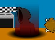 AnimationChristmasVisitorDescent