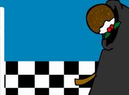 AnimationChristmasVisitorToss