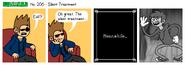 ComicNo206SilentTreatment