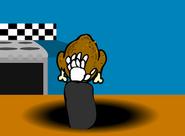 AnimationChristmasVisitorTurkey