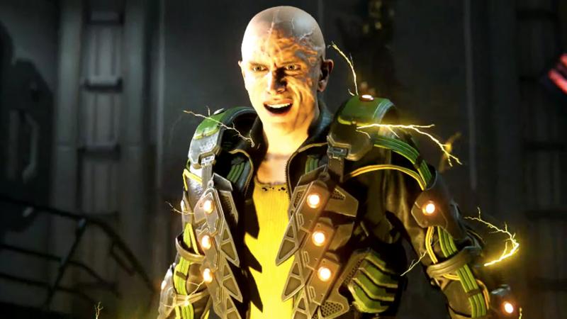 Marvel's Spider-Man Electro