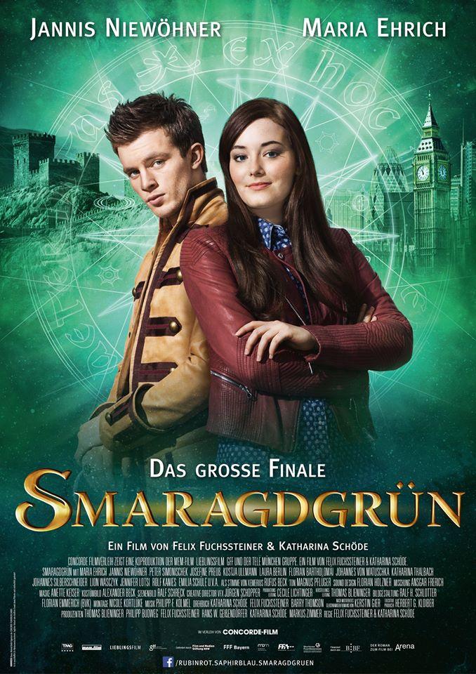Smaragdgrün (Film) | Edelsteintrilogie Wiki | FANDOM powered by Wikia
