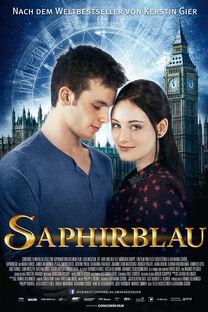 Saphirblau Filmplakat