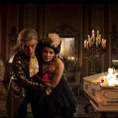 Gwen steckt alles in Brand, um die florentinische Allianz zu besiegen