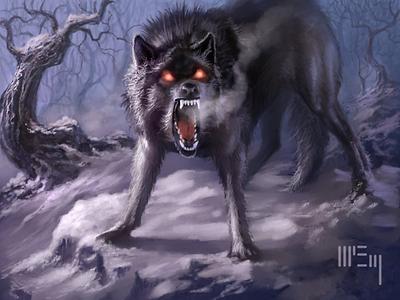 BeastsDirewolves
