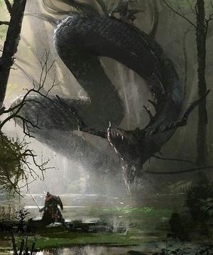BeastsSeaSerpents