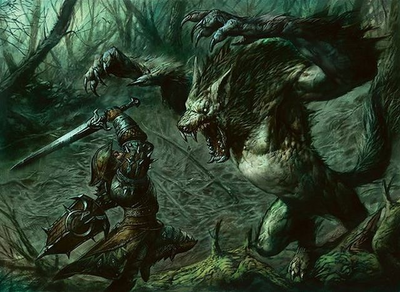 BeastsWerewolves