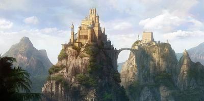 CastleOnTheRock