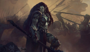 OrcFemale