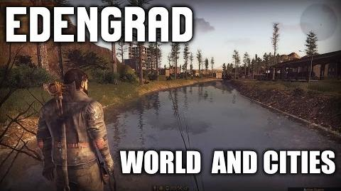 Edengrad - World and Cities (Kickstarter Update)