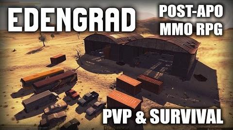Edengrad - PVP and Survival (Kickstarter Update)