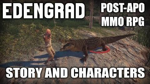 Edengrad - Story and Character (Kickstarter Update)