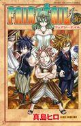 Fairy Tail Portada 36