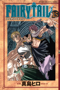 Fairy Tail Portada 15
