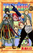 Fairy Tail Portada 31