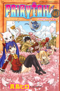Fairy Tail Portada 40