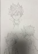 Edens Zero Character Draft