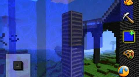 Eden World Builder Floating Glitch