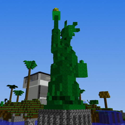 The Liberty Statue of Direct City.