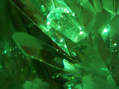 Kryptonite crystal