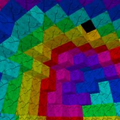 Bnm786's first rainbow cave. (Since Version 6)