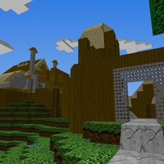 Edoras, the Capital of Rohan and Meduseld, the Golden Hall