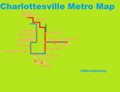 CMS Map