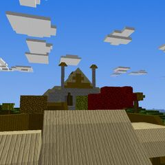 An insider's view of the city of Edoras.