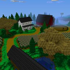 THE OCTOGON Farmlands by SS