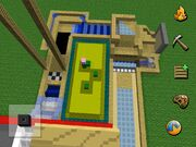 J6U Parkour Race Track Map 1 BEV