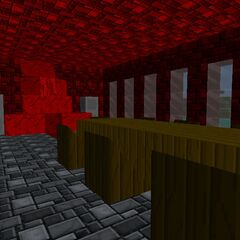 The Khaganate's throne room, in the palace by the sea.