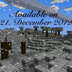 Available on 21. December 2012 don´t miss it.