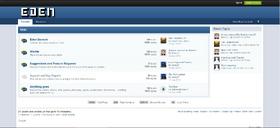 Eden forums