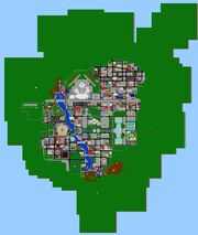 A map of the city 3/9/2013