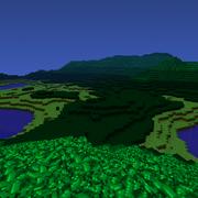 New terrain gen