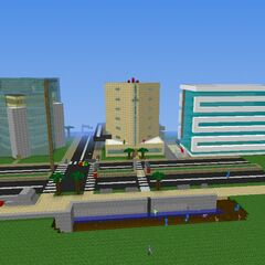 It's the south city of country. Will have less skyscrapers then north city but it's cool.