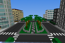 Palmtrees Avenue