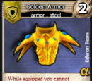 Golden Armor