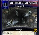 Summon Groundrisers