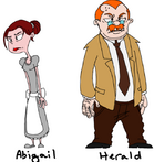 Alex s parents abigail and herald by misjudgment by misjudgment memoiral-d7u120s