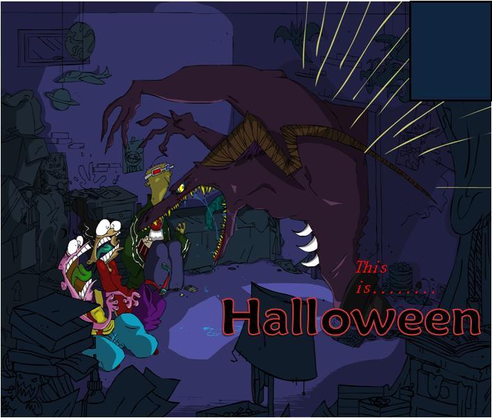 This is Halloween   Ed, Edd n Eddy Fanon Wiki   FANDOM powered by ...